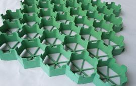 塑料植草格停车场施工方案