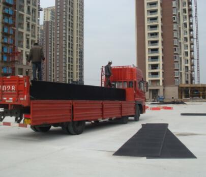 明发集团PVC排水板施工案例