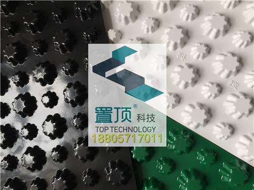 该如何选择PVC排水板?