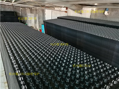 PVC排水板的优势是什么?