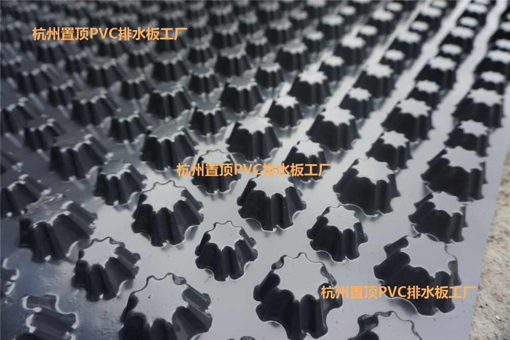 PVC排水板可以用在哪些地方呢?