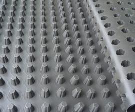 HDPE排水板