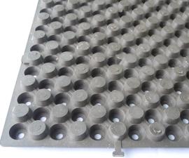 X型架空排水板