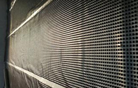 PVC排水板地下室侧墙施工工艺
