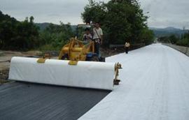 防渗土工布施工结束后的工程检查工艺