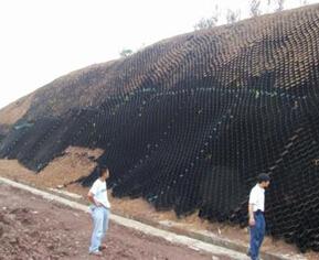 土工格栅施工流程