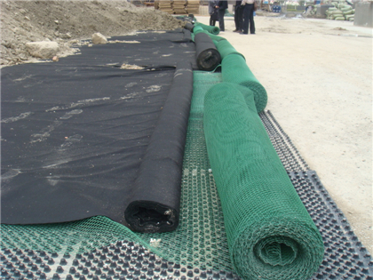 三维土工网垫植草防护施工工艺