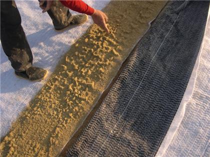 膨润土防水毯施工方案