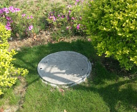 绿地草坪井盖施工安装以及设计标准